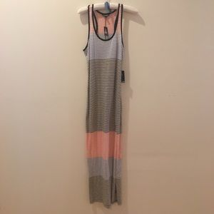 {Express} **NWT** Adorable Striped Maxi Dress!